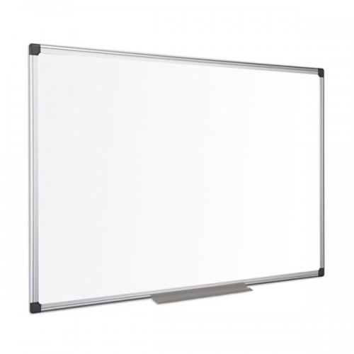 Дъска бяла с алуминиева рамка - 120 х 240 см