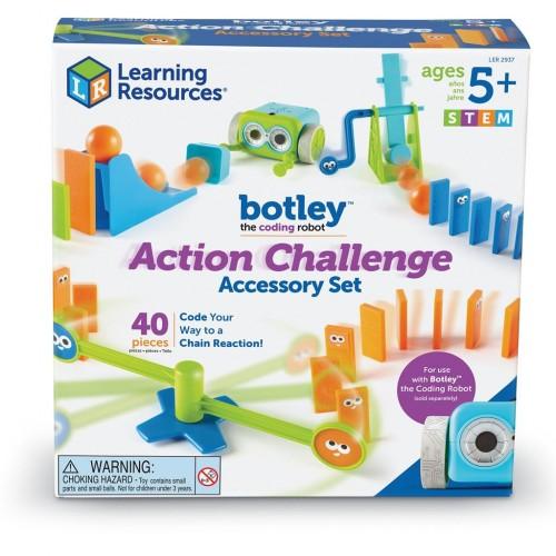 """Допълнителен комплект с препятствия към  """"Робот Botley"""" - 40 части"""