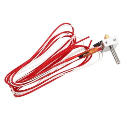 Екструдер и температурен датчик за 3D принтер