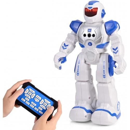 Демонстрационен учебен хуманоиден робот с дистанционно