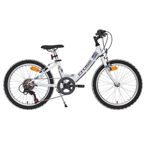"""Детски велосипед - ALISSA - 6 скорости, 20"""""""