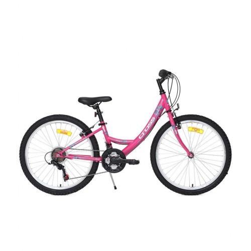 """Детски велосипед - ALISSA с 18 скорости - 24"""""""