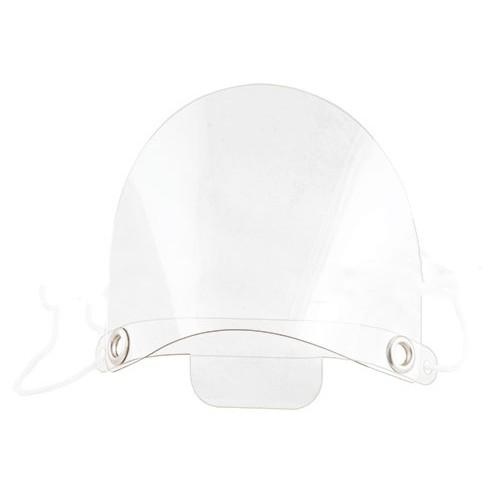 Прозрачна предпазна лицева маска за многократна употреба