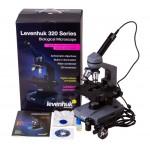 Цифров монокулярен микроскоп Levenhuk D320L BASE 3M