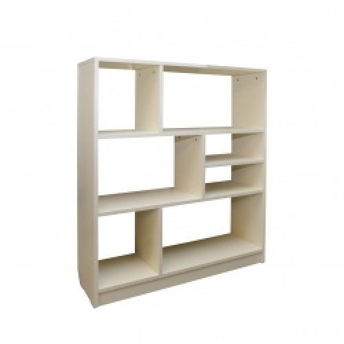 Етажерка за книги с цокъл - 100х30 Н=120