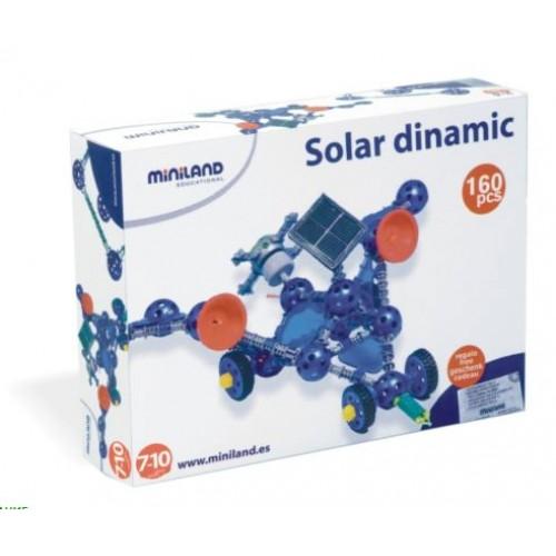 STEM комплект Слънчева динамика 160 части