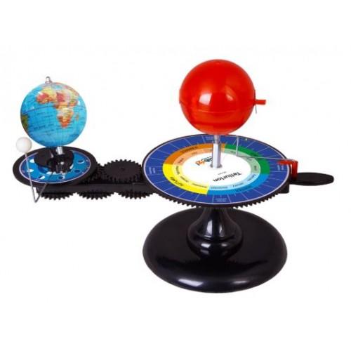 Астрономичен макет - Телурий