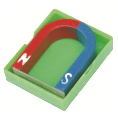 U-образен магнит двуцветен