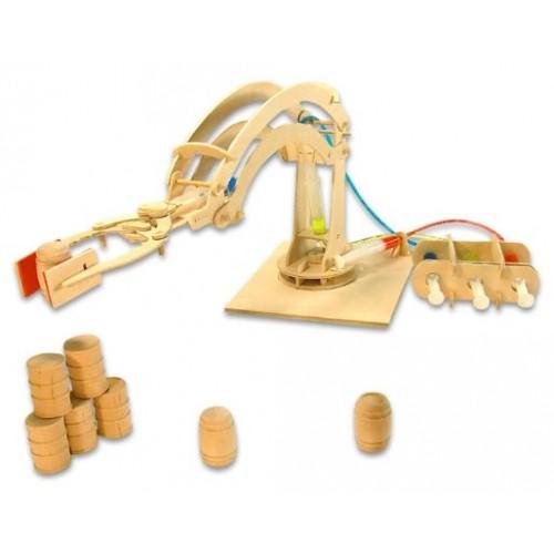 Комплект - Хидравлична роботска ръка