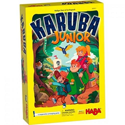 """Образователна игра """"Каруба"""" - HABA - 303406 (от 4 до 8 год.)"""