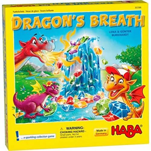 """Еко игра """"Дъхът на дракона"""" - HABA - 303586 (от 5 до 99 год.)"""