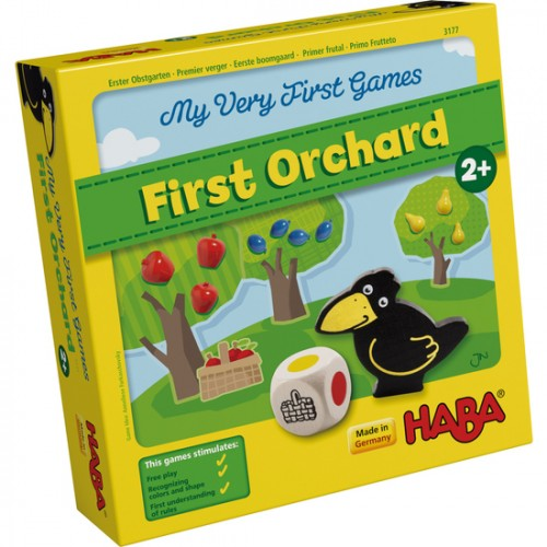 """Образователна игра """"Овощна градина""""  - HABA - 3177/4655 (за 2+ год.)"""