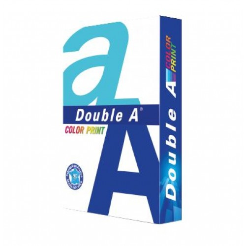Color Laser хартия Double A colour print А4, 90г/кв.м, 100 л