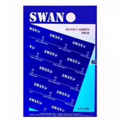 Индиго ръкописно - А4 синьо, 100 л/пакет