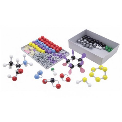 "Атомни модели - ""Органична и неорганична химия"" (basic), ММ004"