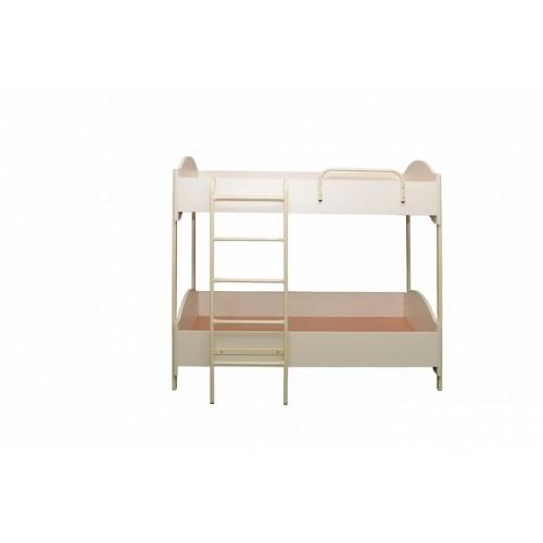 Двуетажно легло - ЛЯВО - 140х60 Н=140см