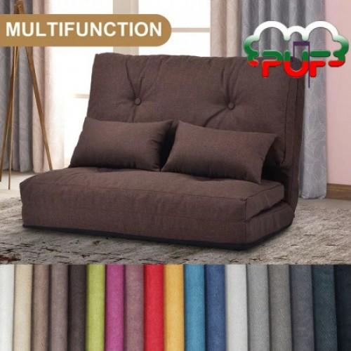 Многофункционален сгъваем диван / легло за детски заведения  - 90см