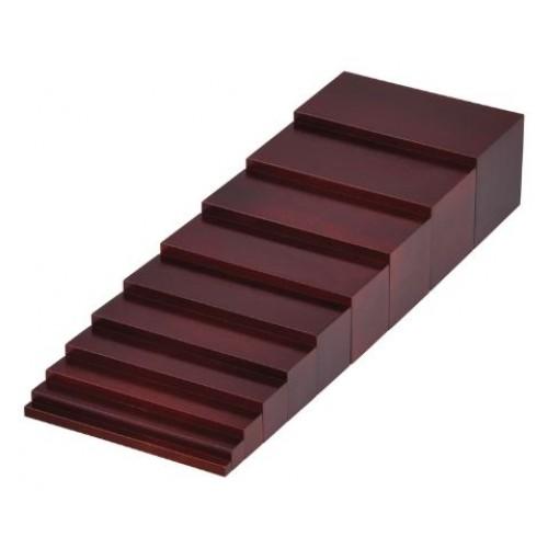 Дървена стълбица