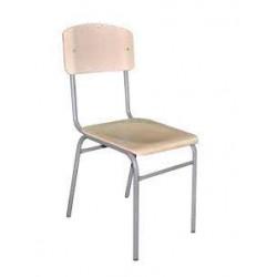 Двойно укрепен ученически стол - Нено - Н-42см