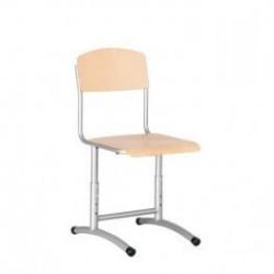 Ученически стол - Tina Up - с опция за 3 височини - H - 38/42/46см