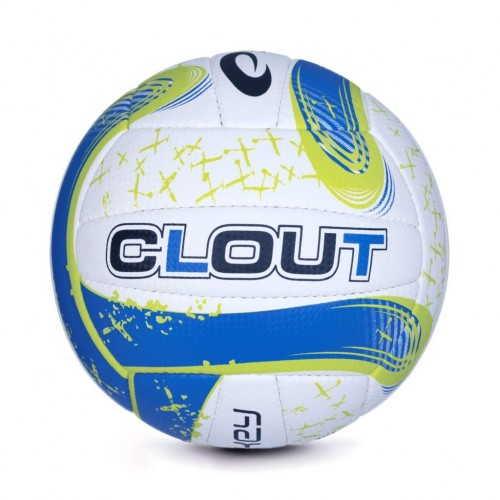 Волейболна топка -  Spokey CLOUT син/жълт